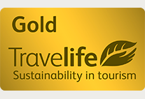 TRAVELIFE GOLD AWARD 2018