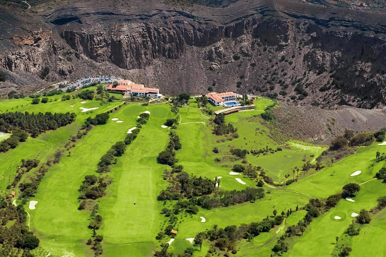 golf courses in gran canaria