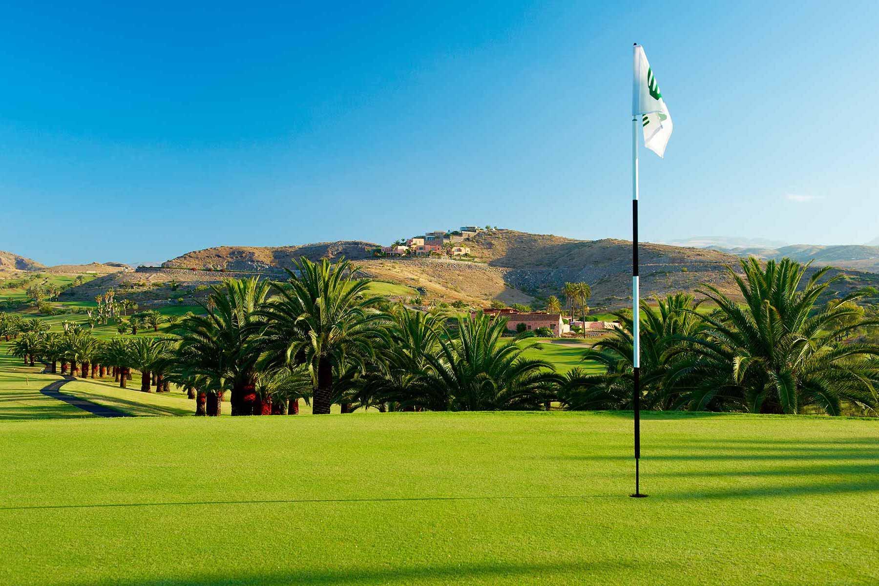 Golf en Gran Canaria