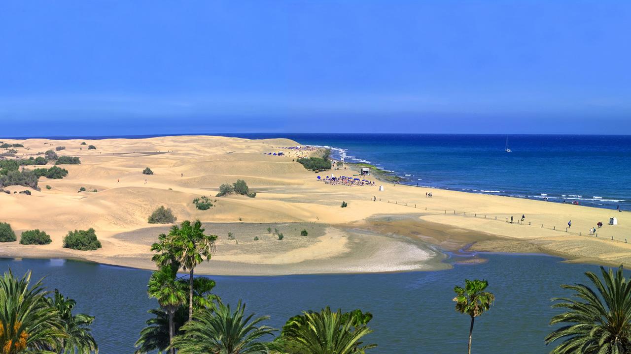Sehenswürdigkeiten Gran Canaria