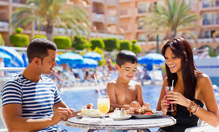 hotels pour familles a gran canaria
