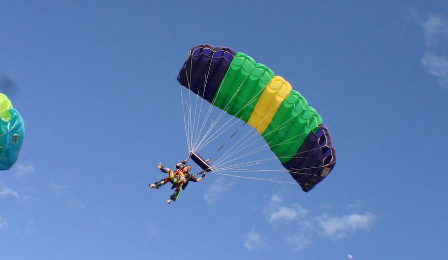 skydive gran canaria price
