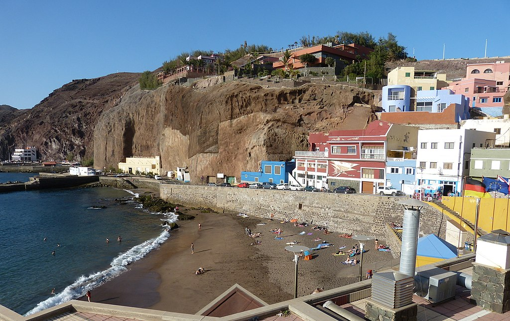 best coves gran canaria