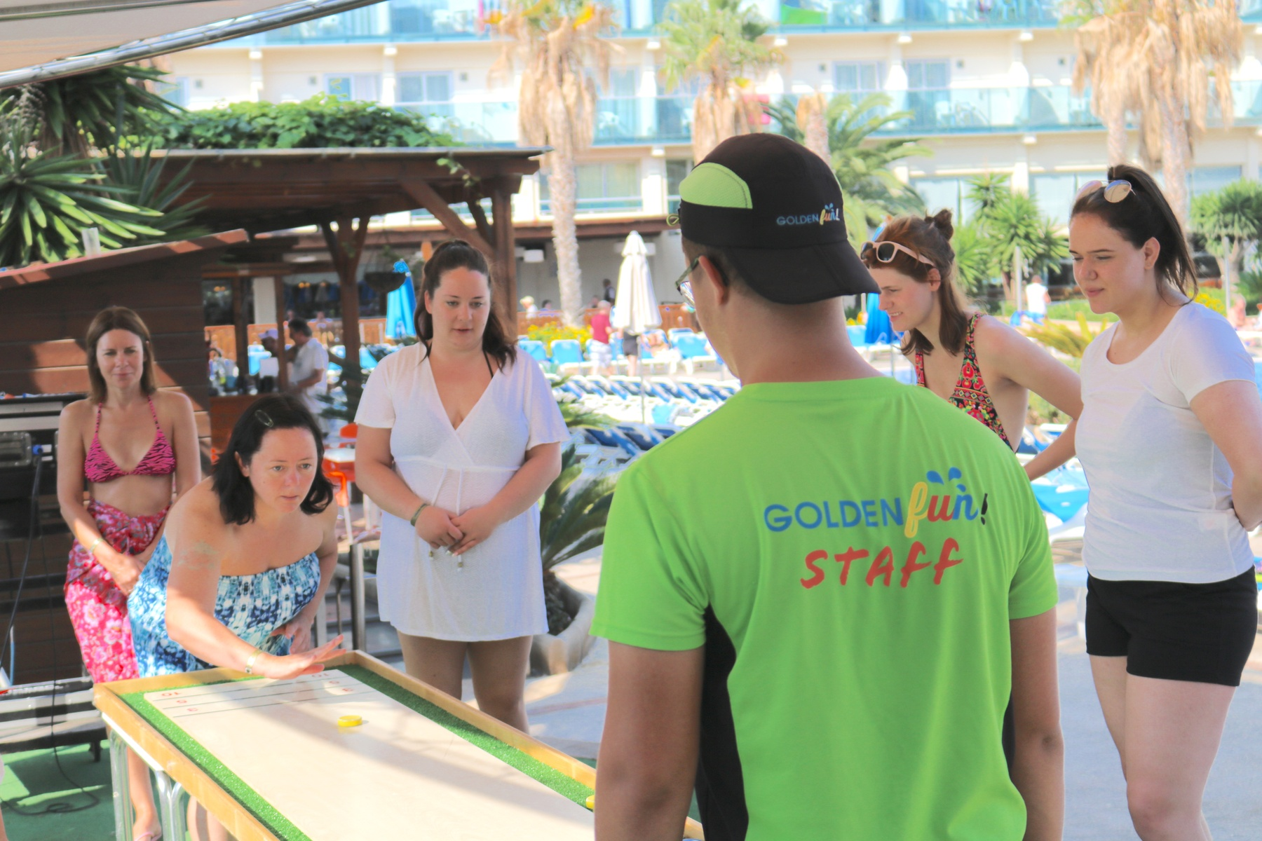 Hotels with entertainment kids club and all inclusive in Salou