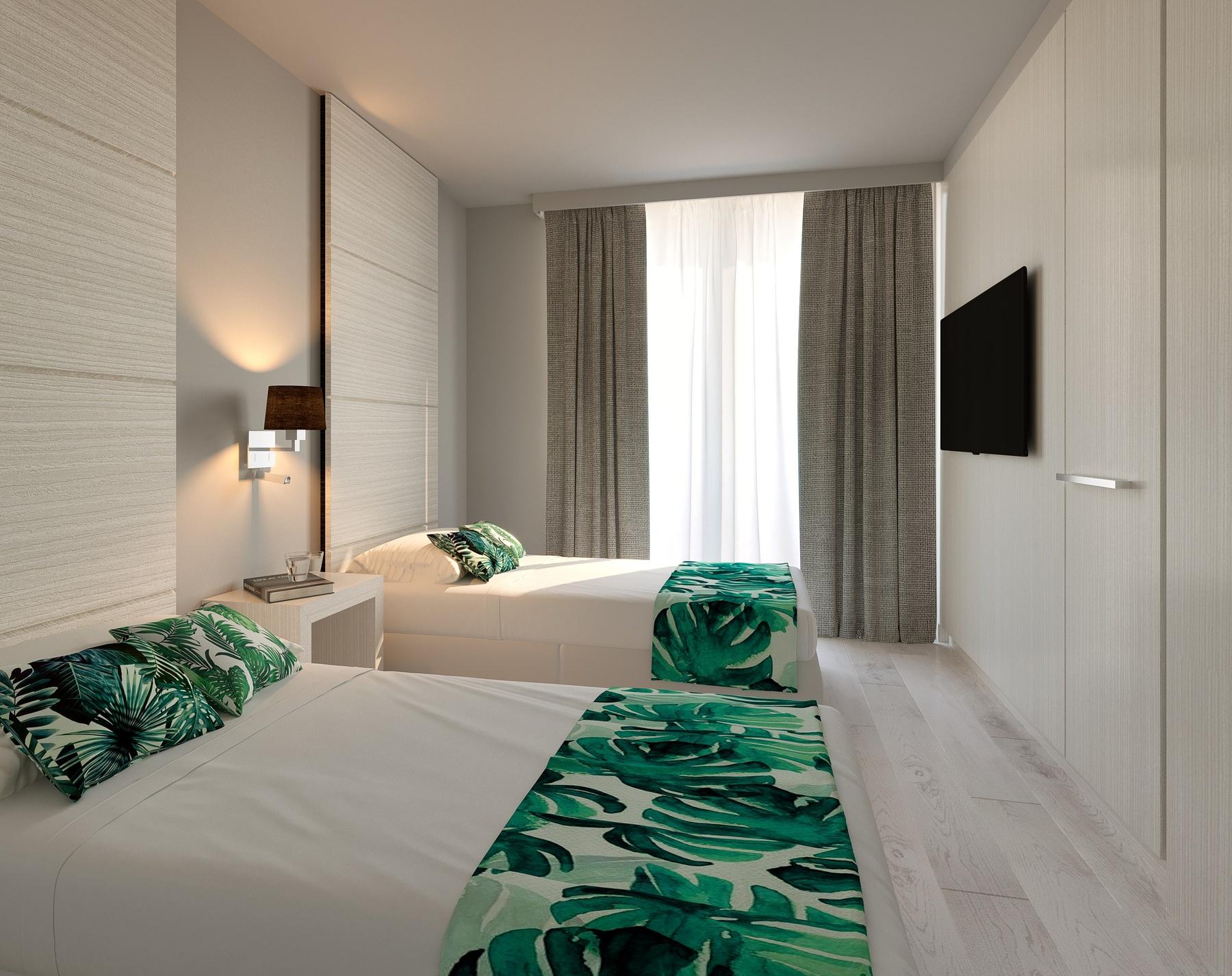 Habitaciones Hotel Golden Port Salou & Spa Costa Dorada