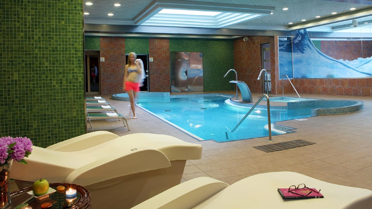 Hotel Golden Port Salou en Costa Dorada, Hotel spa en Salou