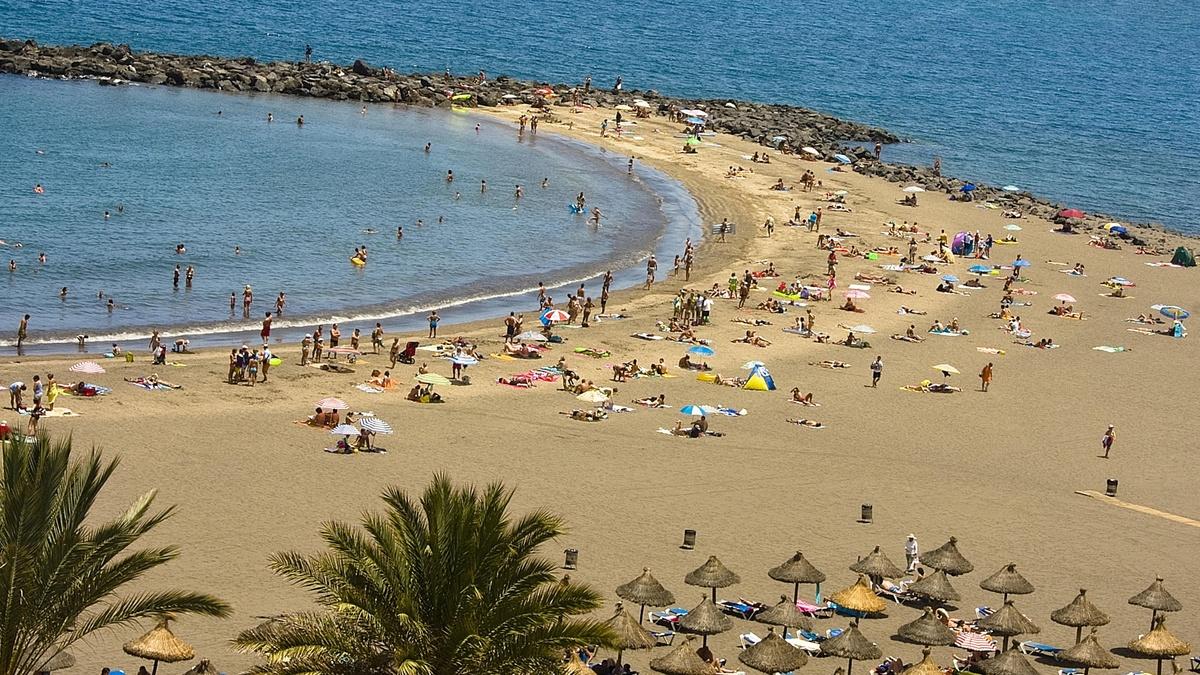 Gran Tenerife Hotel In Playas De Americas