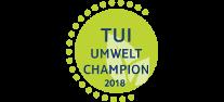 Tui Umwelt Champion 2018