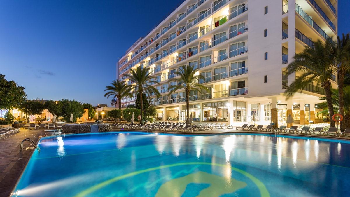 Sirenis Hotel Goleta Spa Ibiza Spain