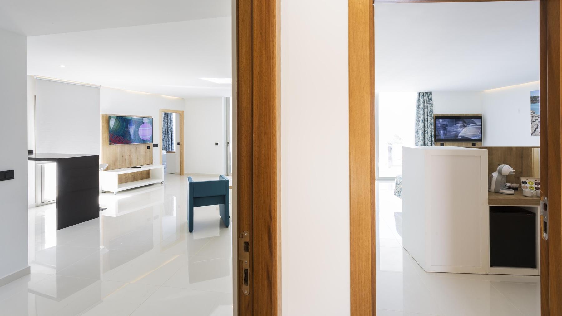 Master Suite Deluxe 2 Habitaciones Jacuzzi