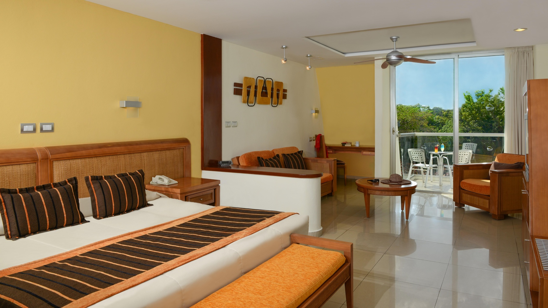 Sirenis tropical suites casino spa