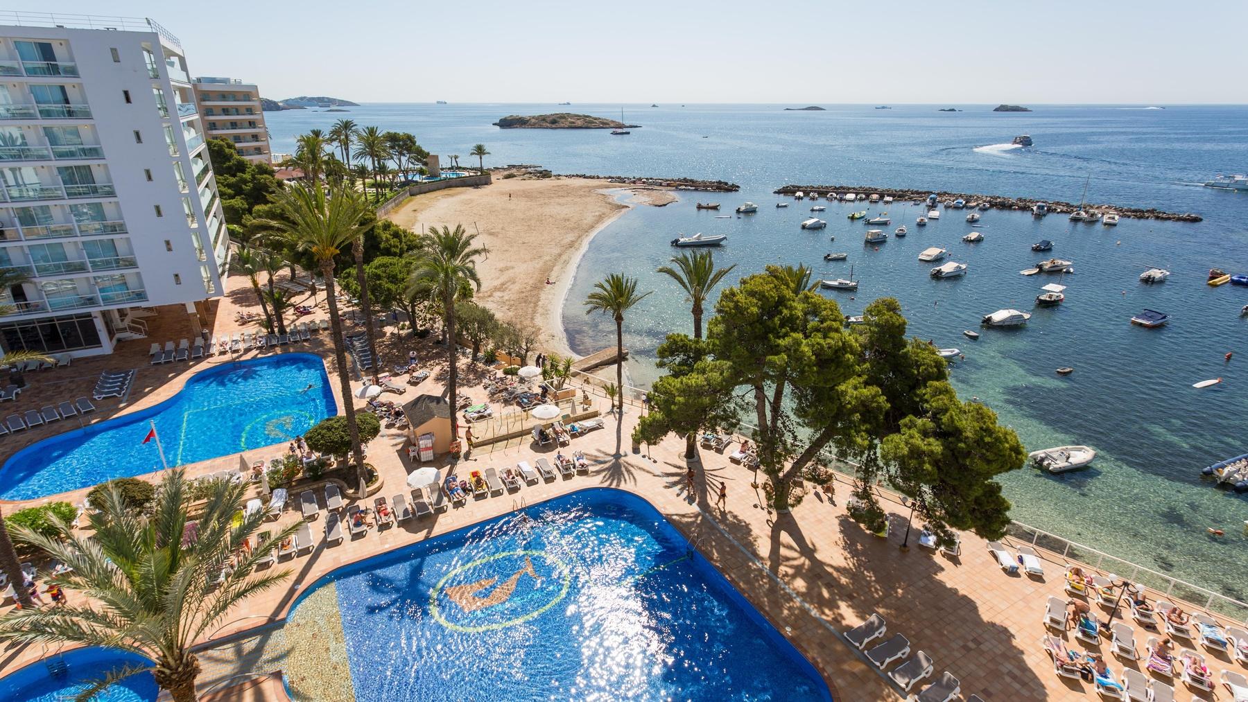 Hotel Goleta Playa D En Bossa