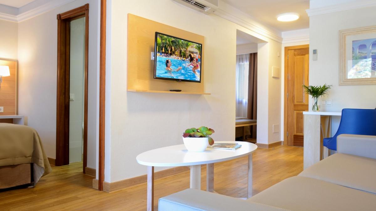 Suite 2 bedrooms atlantis fuerteventura resort 4 hotel for 2 bedroom terrace suite atlantis