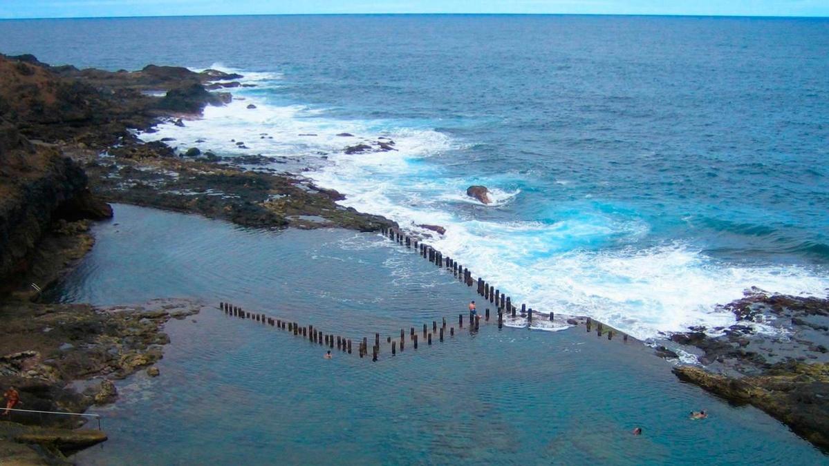 piscina natural roque prieto hoteles dunas