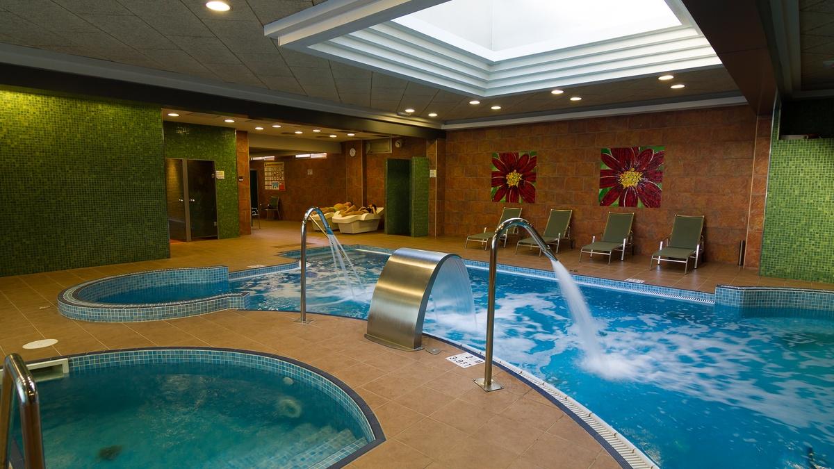 Hotel con spa sauna hotel golden port salou costa dorada - Hotel golden port salou and spa costa dorada ...