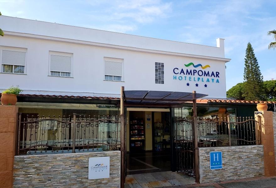 Campomar - Hotel campomar el puerto de sta maria ...