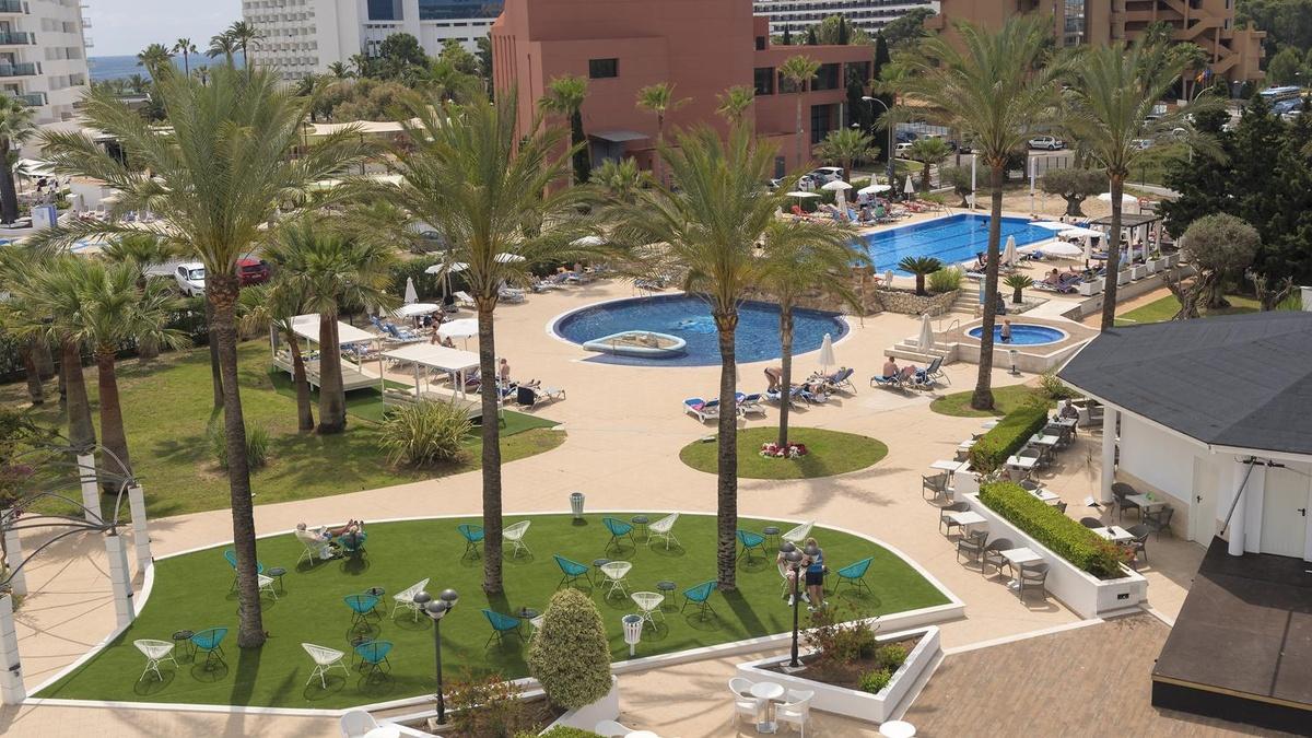 Cala millor garden hotel web oficial hotel cala millor for Design hotel mallorca