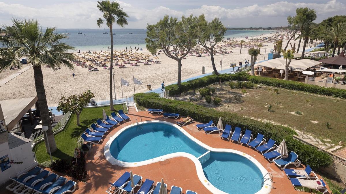 Beach garden apartamentos web oficial apartamentos for Designhotel mallorca strand