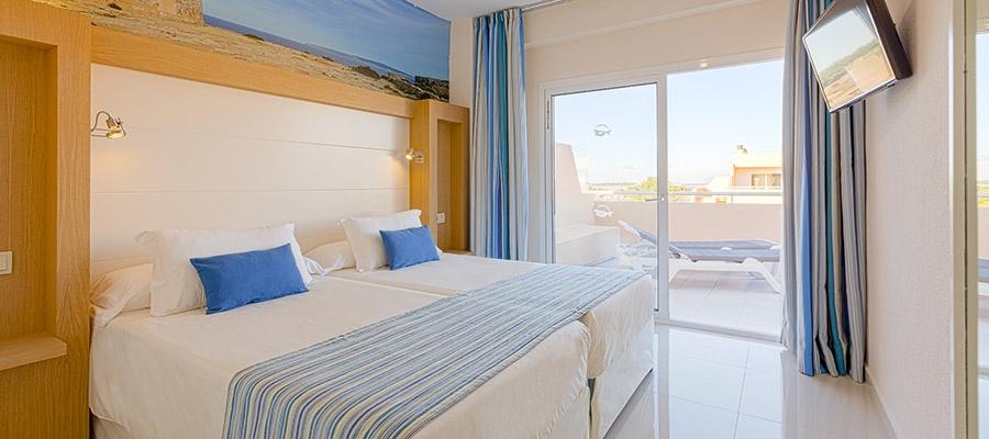 Appartamento 1 Camera da Letto vista mare