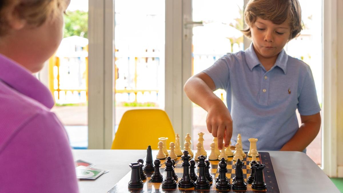 Ajedrez Chess en familia Fuerteventura