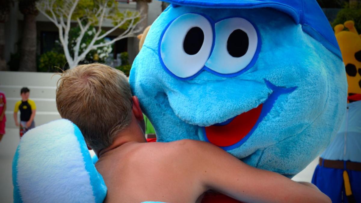 Entretenimiento para niños hotel Fuerteventura