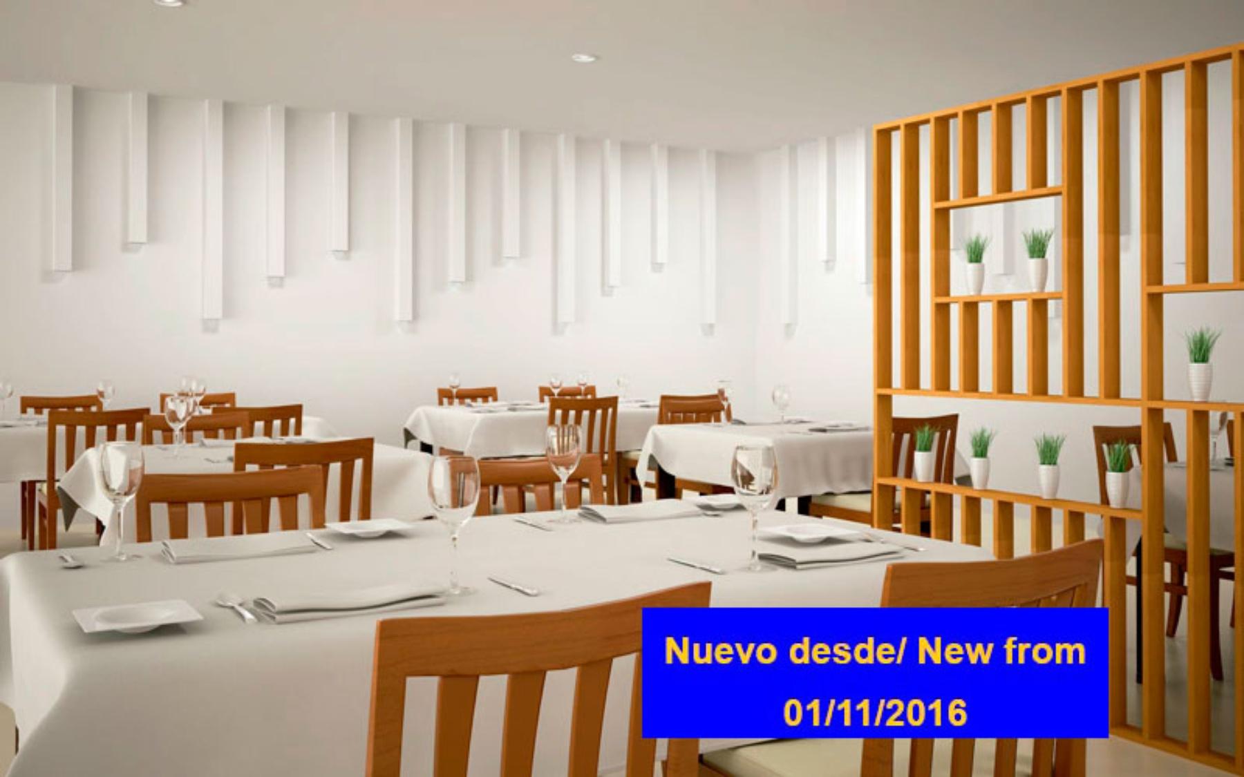 Restaurante Gaudi | Suite Hotel Atlantis Fuerteventura Resort - Corralejo - Fuerteventura - Islas Ca