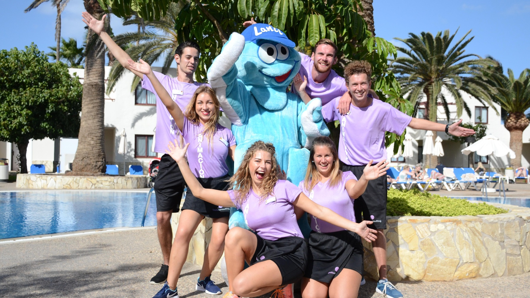 Actividades - Mini Club   Suite Hotel Atlantis Fuerteventura Resort