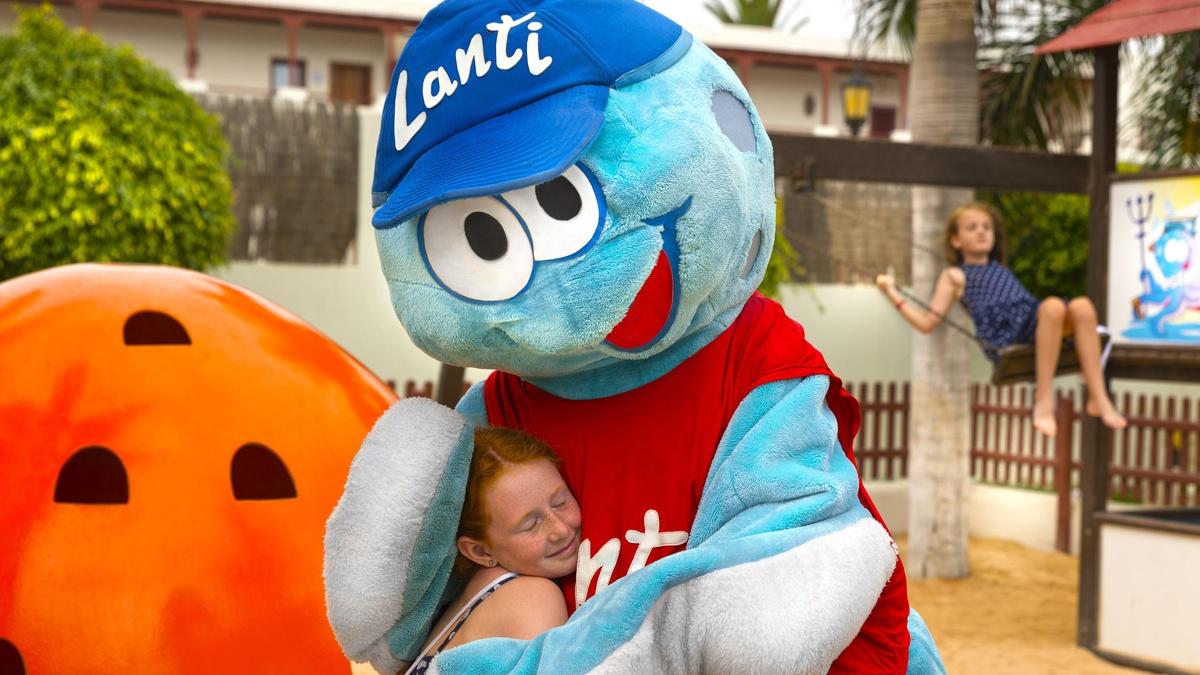 Animación Lanti Hotel Fuerteventura