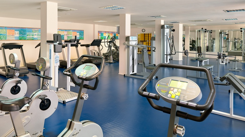 Club Fitness Gym | Suite Hotel Fuerteventura Resort