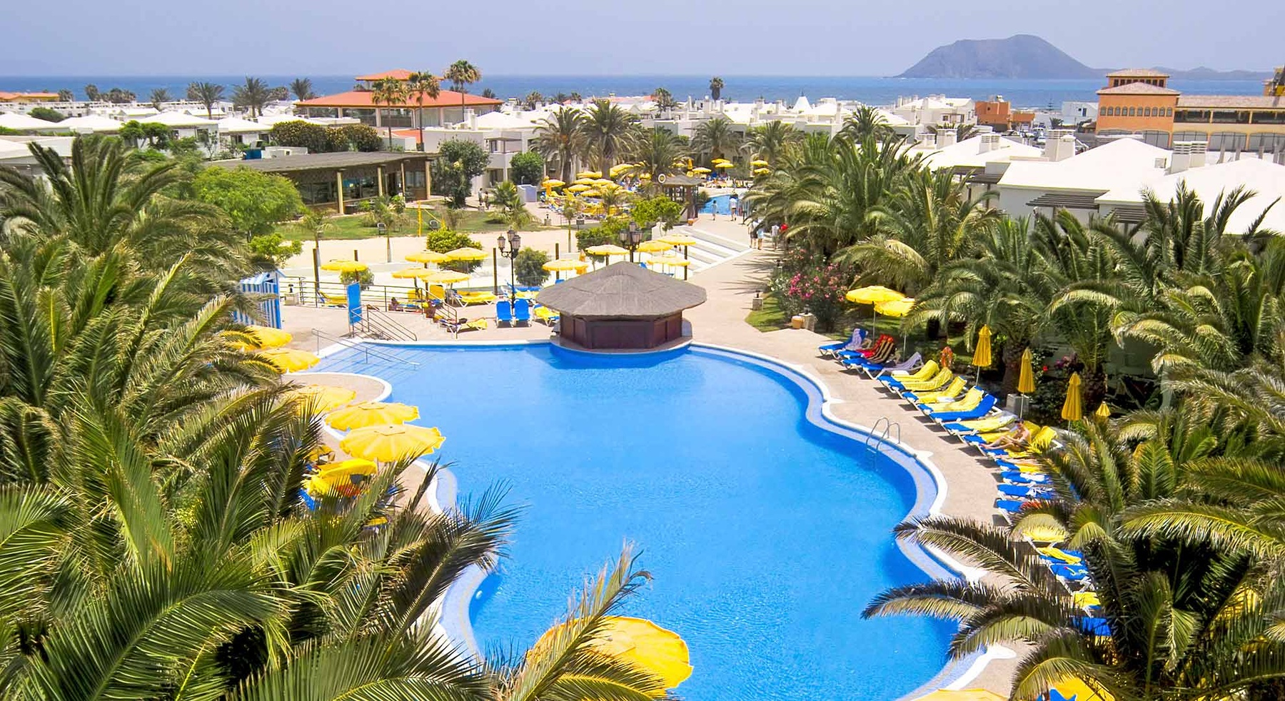 Piscinas Suite Hotel Atlantis Fuerteventura Resort - Piscina de actividades