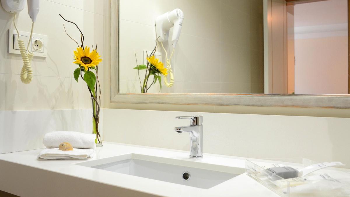 Baño Suite 1 Dormitorio - Suite Hotel Atlantis Fuerteventura