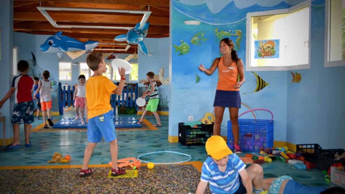 Niños & Jovenes | Suite Hotel Atlantis Fuerteventura Resort - Mini Club