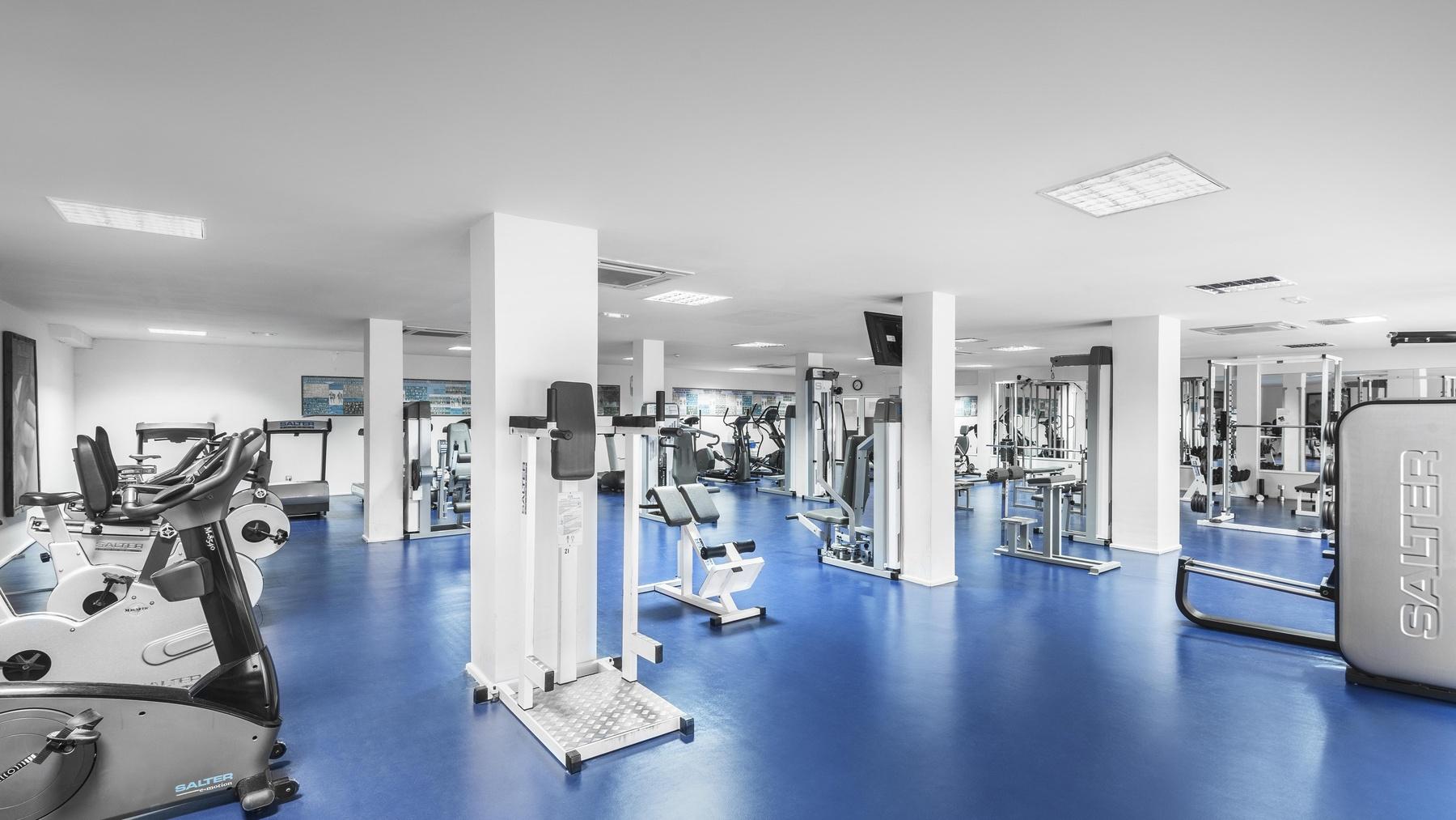Club Fitness Gym | Suite Hotel Fuerteventura Resort