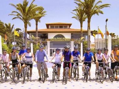 Mountain Bike Fuerteventura | Corralejo - Fuerteventura