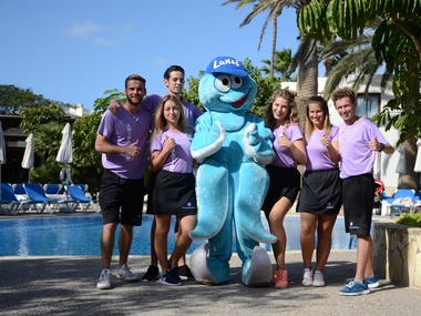 Diversión en familia - Hotel Fuerteventura
