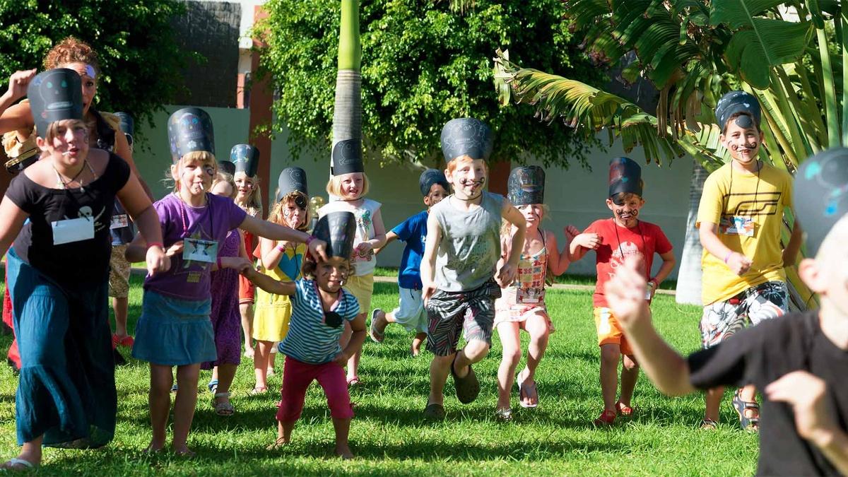 Niños & Jovenes | Hotel Fuerteventura