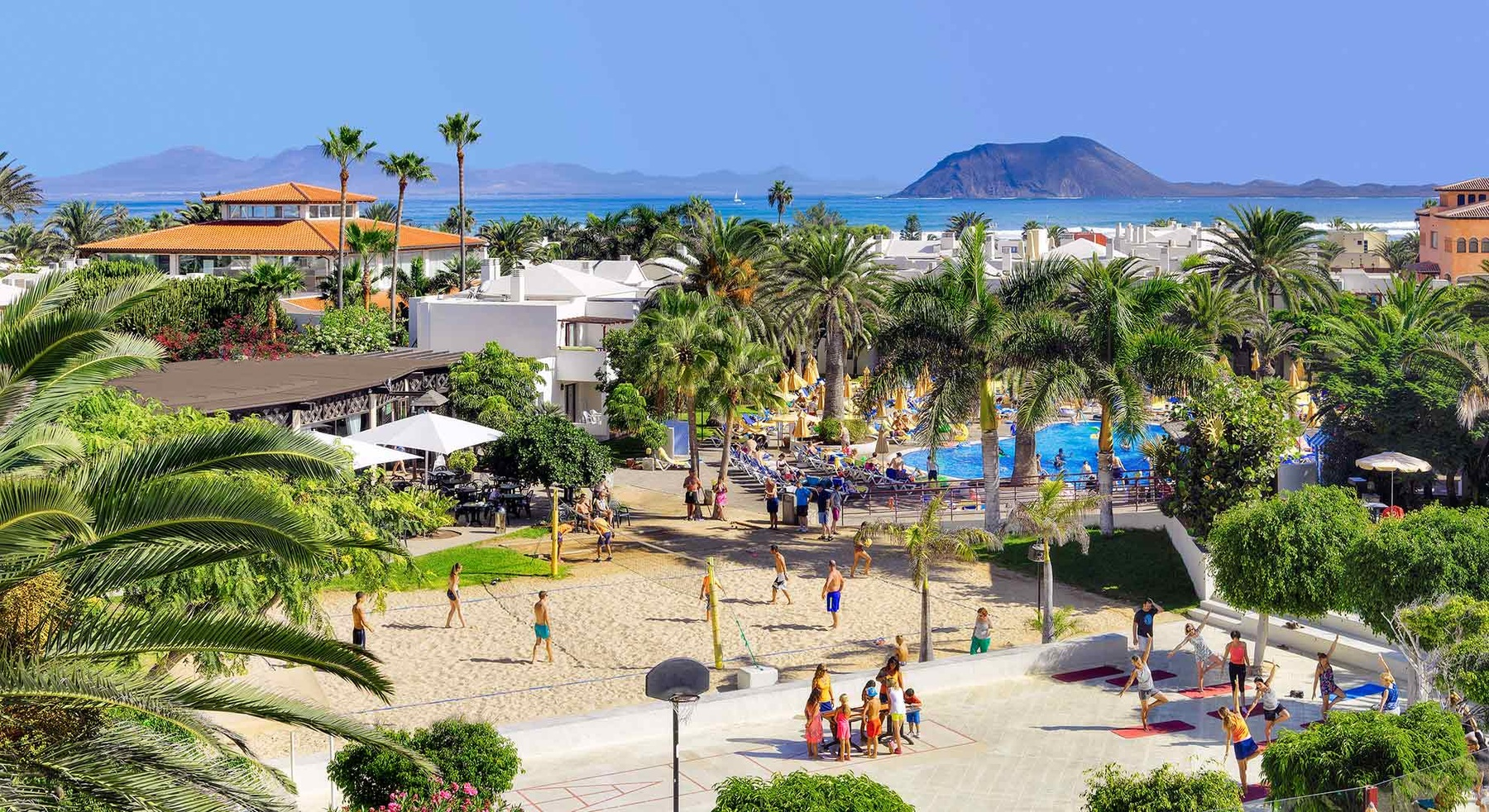 Zona de Actividades | Suite Hotel Atlantis Fuerteventura Resort
