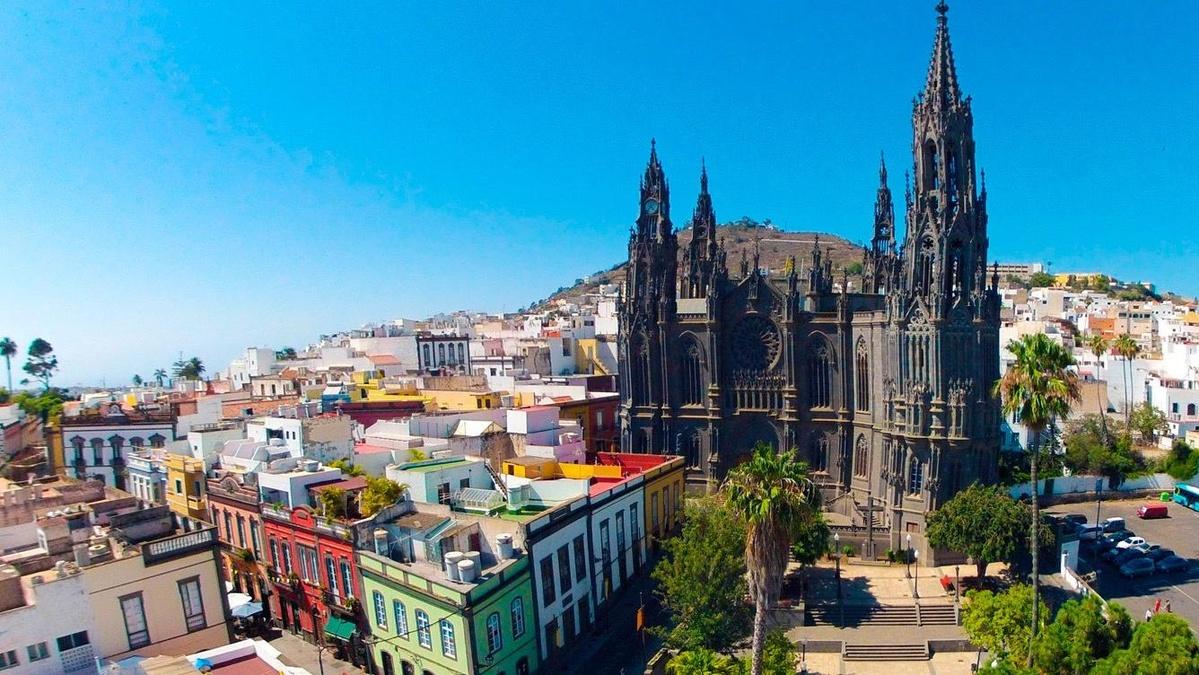 Catedral Arucas