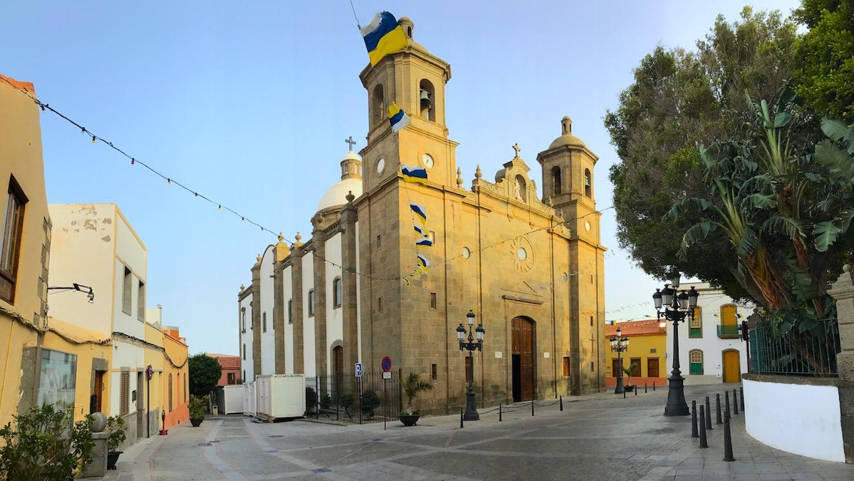 Agüimes Gran Canaria Unterkunft