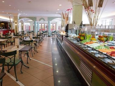Hotel Dunas Mirador Restaurante