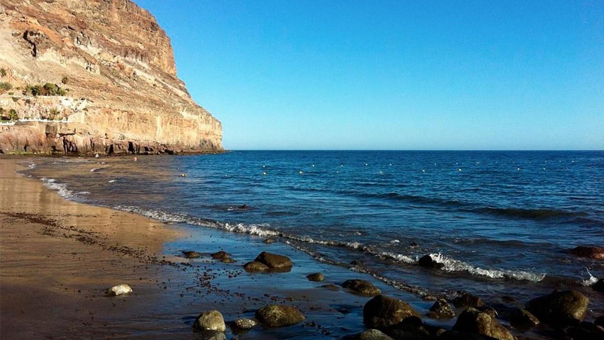 Strand von Taurito Gran Canaria