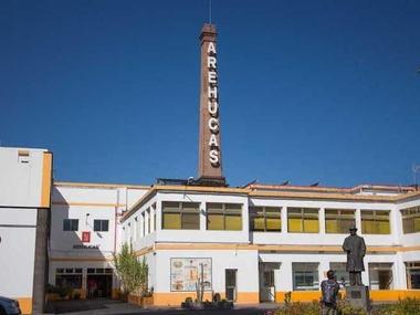 Die Arehucas-Rumfabrik