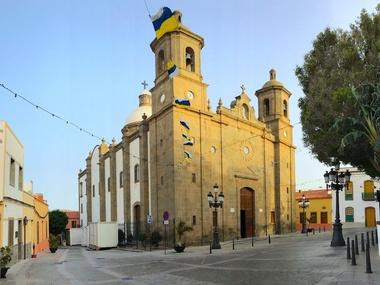 La Villa de Agüimes