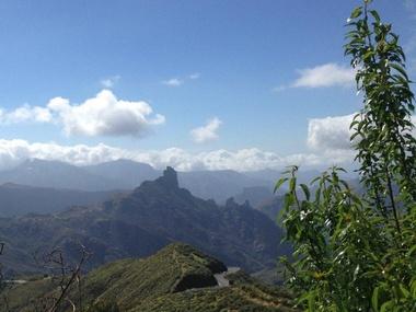 Tejeda à Gran Canaria
