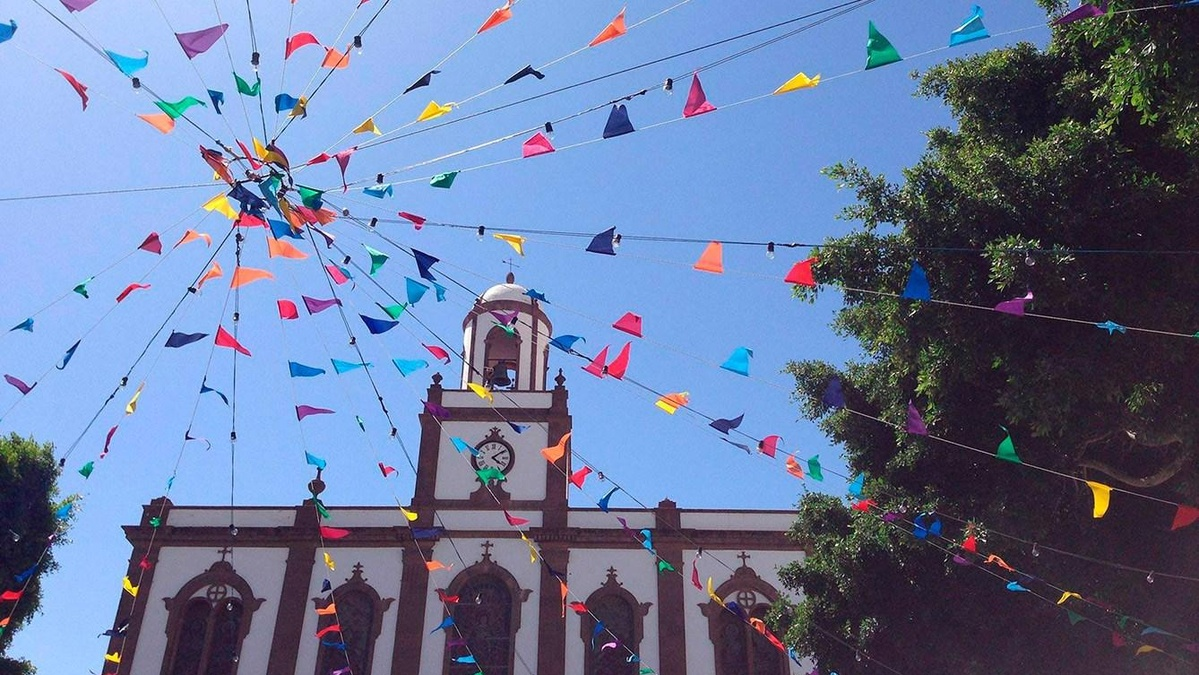 Agaete y Bajada de la Rama Gran Canaria