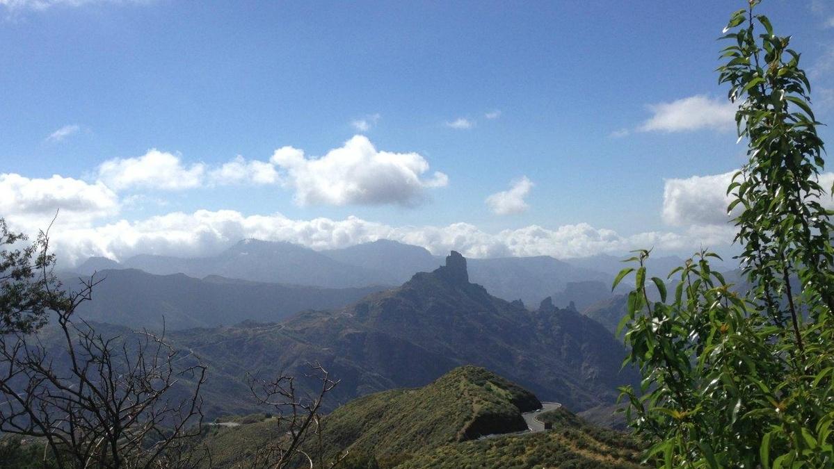 Tejeda in Gran Canaria
