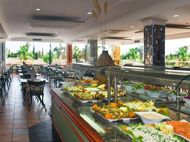 Hotel Dunas Maspalomas Restaurante