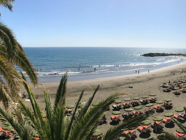Strand Las Burras