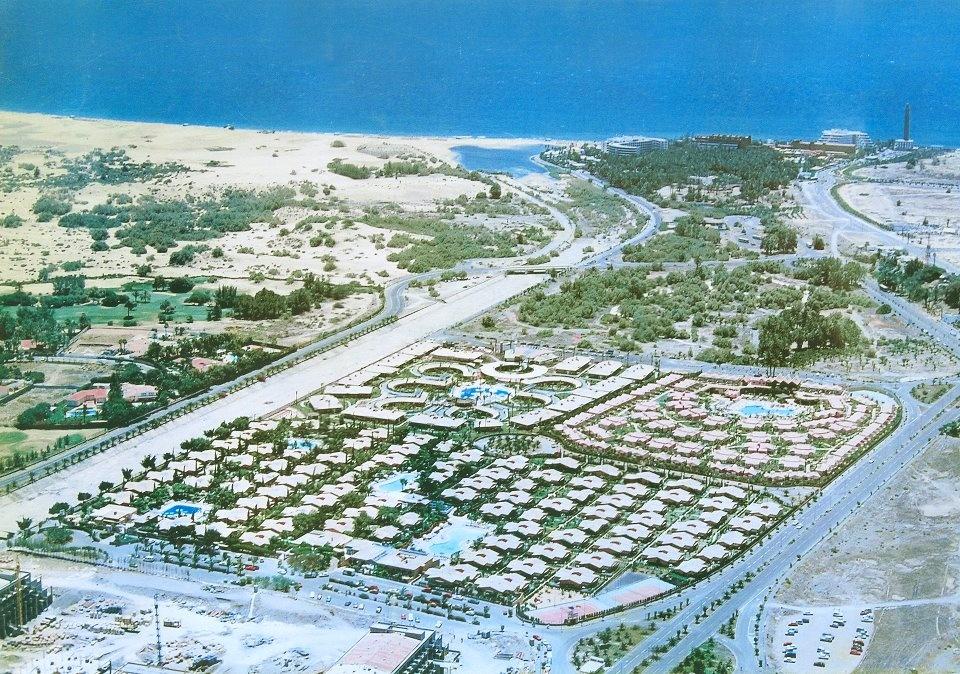 Historia Dunas Hotels Resorts