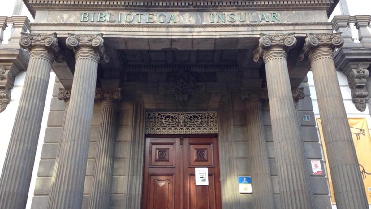 Library Las Palmas Gran Canaria